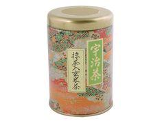 Premium Japanese Green Tea Blend in Canister