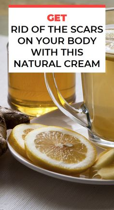 Get Rid Of The Scars On Your Body With This Natural Cream