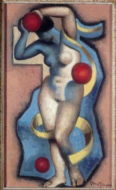 Jean Metzinger - Jongleuse, c1933