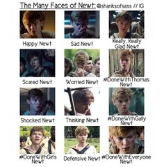 #done with everyone newt
