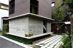 niko design studio isana house designboom