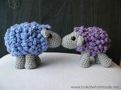 Shorn the Crochet Sheep - Free Amigurumi Pattern here: http://www.lookatwhatimade.net/crafts/yarn/crochet/free-crochet-patterns/shorn-crochet-sheep-little-zoo-animal/