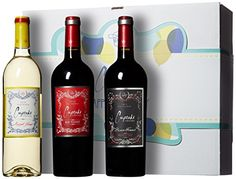 Cupcake Vineyards Happy Birthday Blends Wine Gift Box 3 x 750 mL * You can get additional details at the image link. (Note:Amazon affiliate link)