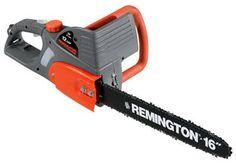 """Remington 16"""" Electric Chain Saw"""