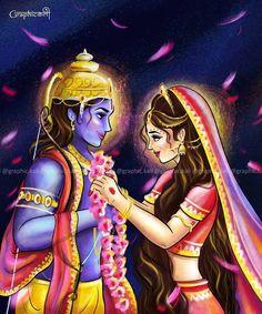 Radha Krishna Quotes, Radha Krishna Love, Radhe Krishna, Ganesh Lord, Lord Vishnu, Lord Shiva Pics, Radha Krishna Wallpaper, Lord Shiva Painting, Sweet Lord