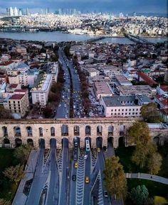 Bozdoğan Aqueduct İstanbul