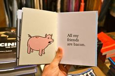 bahaha people have been mentioning bacon lately lol