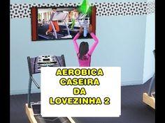 AERÓBICA CASEIRA DA LOVEZINHA 2 DANCE E EMAGREÇA! #ficaadica #emagrecer #danca