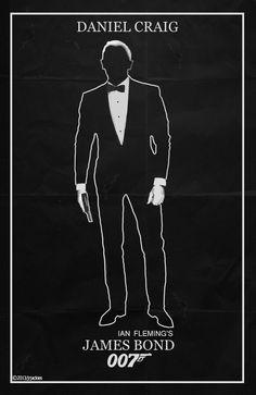 Daniel Craig as James Bond  #007  #jamesbond
