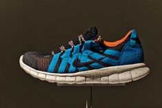 Nike amp up their Free range with the aggressively styled new Powerlines+