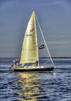 vv sail boat