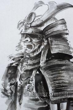 Samurai Armor Japan Warrior Original Handmade by SamuraiArt