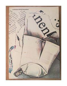 Art Directors Club für Deutschland - Jahrbuch 1982.  Art Direction und Cover: He