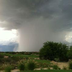 Monsoon in Tucson :)