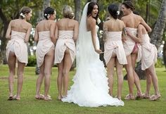 Strike a Pose: 9 Bridal Party Poses You Need to Avoid