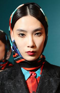 модный макияж сезон осень зима 2017 2018. makeup trends fall winter 2017/2018 Paris, New York, Milan fashion week beauty trends