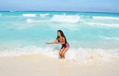 Today is the perfect day for being at the beach! #MexicanCaribbean #SandosCancun ¡Hoy es un excelente día para estar en la playa!