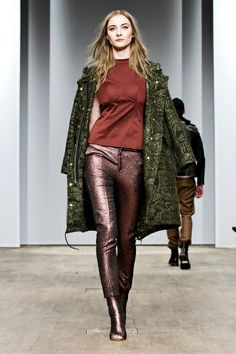 Whyred Fall 2013 Ready-to-Wear Collection - stockholm fashion week