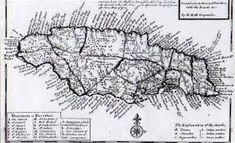 Image result for historic jamaica Greater Antilles, Nation State, Caribbean Sea, Great Britain, Jamaica, City Photo, Things To Come, Maps, Negril Jamaica