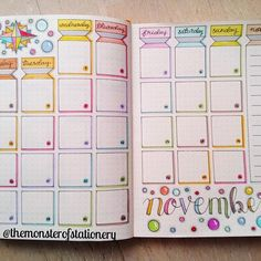 Hi everyone! Here is the #monthlylayout for #november  Enjoy! . . . #bujo #bulletjournal #bujojunkies #bujocommunity #bujoweekly #bujomonthly #bulletjournaljunkies #bulletjournaling #bulletjournalcommunity #stationery #stickers #washitape #ideas #handlettering #study #studygram #create #stationeryaddict #stationeryjunkie #artstagram #arts #stationerymonster #monthyly #layout  #werbung #notsponsored (Werbung durch Verlinkung von Marken/Firmen)