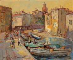 Fernand van den Bussche | Saint -Tropez
