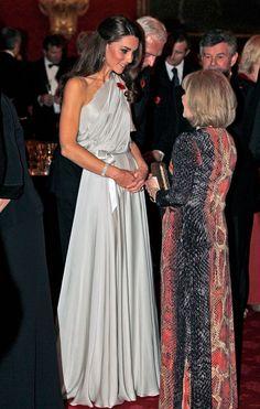 Catherine Middleton, la Duquesa de Cambridge, festeja hoy su cumpleanos