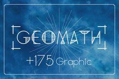 GeoMath + 175 Graphic by YandiDesigns on Creative Market