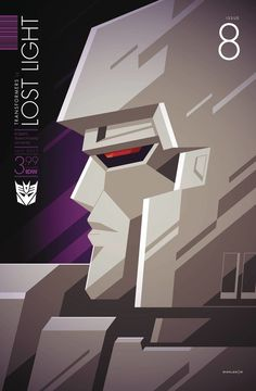 Lost Light Issue #8 Three Page iTunes Comic Preview