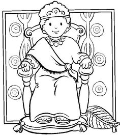 King Joash Coloring Pages