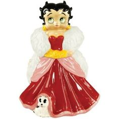 Betty Boop Gown Cookie Jar  by Westland Giftware