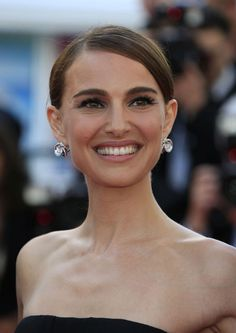 Les boucles d'oreilles Chiocciolina De Grisogono Natalie Portman