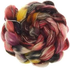 Merino rustico No. 88  handyed combed top roving for spinning #16164 von dibadufibers auf Etsy