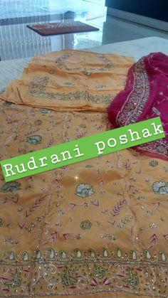 Antique Jewellery Designs, Antique Jewelry, Jewelry Design, Panjabi Suit, Rajasthani Dress, Rajputi Dress, Lehenga Choli, Designer Dresses, Classy