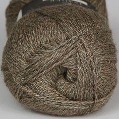 Highland Silk Truffle - Highland Silk - Isager garn