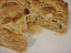 Alma de Azúcar: Apple Pie (Tarta de manzana americana)