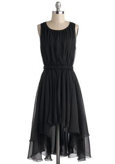 Dance Hall Night Long Dress - Short, Black, Solid, Beads, Lace, Cocktail, A-line, Tank top (2 thick straps), Scoop, Party, Vintage Inspired