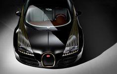 Foto de Bugatti Veyron Black Bess (5/19)