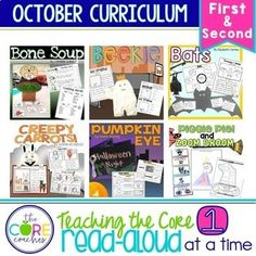 October Read-Aloud B