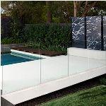 Frameless Pool Fencing Melbourne; framelessimpressions.com.au