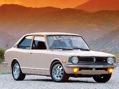 1973 Toyota Corolla #toyota #corolla #cars #oldschool #vintage #auto #bennetttoyota #allentown #pennsylvania