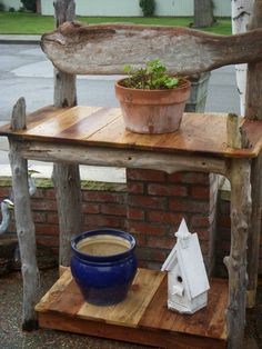 87 Best Potting Benches For The Garden Images Potting