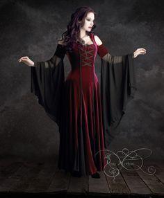 Imaginaerum Hooded Dress