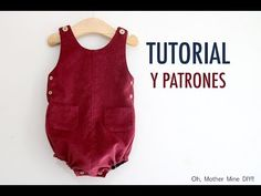 Baby Boy Dress, Baby Girl Dress Patterns, Baby Suit, Romper Tutorial, Baby Doll Shoes, Boys Sewing Patterns, Sewing Baby Clothes, Diy Bebe, Kids Boutique
