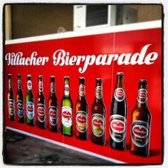 villacher on parade. Beer Bottle, Coca Cola, Austria, Drinks, Villach, Drinking, Beverages, Coke, Beer Bottles