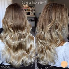 Naturlig blond hårfärg med balayage känsla och toner av ask och vanilj