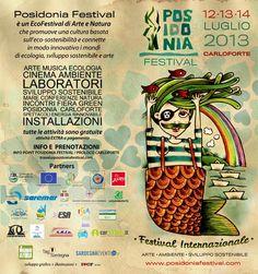 POSIDONIA FESTIVAL 2013 – CARLOFORTE -12-13-14 LUGLIO