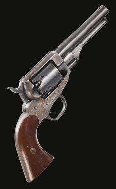 William Irving Model Pocket Revolver Attributed to James Reid, Serial No. Weapons Guns, Guns And Ammo, Rifles, Black Powder Guns, Pocket Pistol, Revolver Pistol, Westerns, Lever Action, Fire Powers