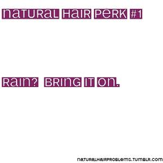 yes!  LOVE walking in the rain with no umbrella