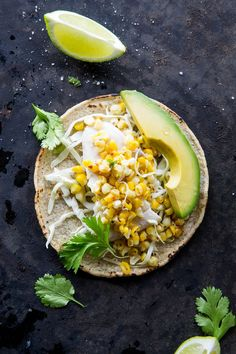Fish Tacos with Roasted Corn | The Gantzery