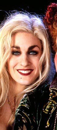 Hocus Pocus: Sarah Sanderson-good reference for her makeup Hocus Pocus Halloween Costumes, Halloween 2017, Halloween Cosplay, Holidays Halloween, Halloween Make Up, Halloween Themes, Halloween Party, Sarah Sanderson Hocus Pocus, Sarah Sanderson Costume
